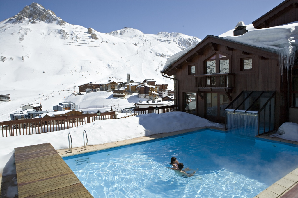 piscine tignes le lagon activit s apr s ski en savoie. Black Bedroom Furniture Sets. Home Design Ideas