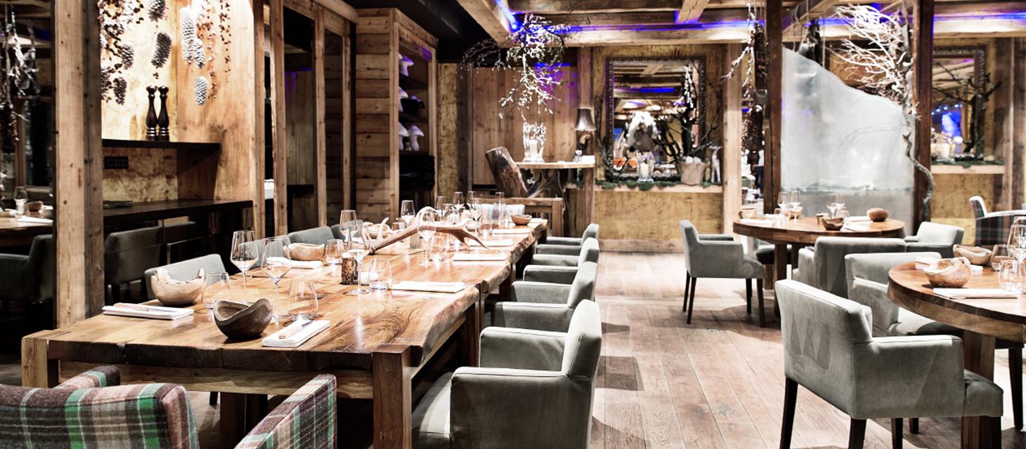 Tignes Place Restaurant