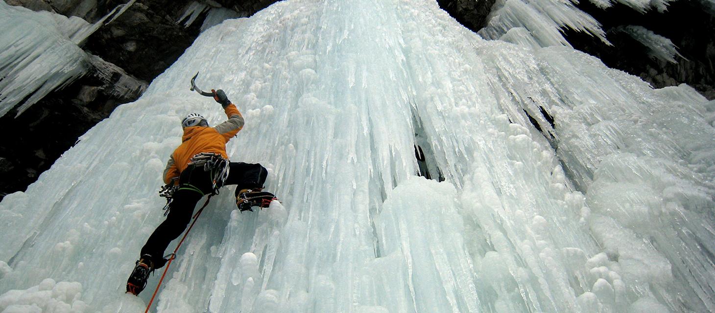 tignes ice climbing