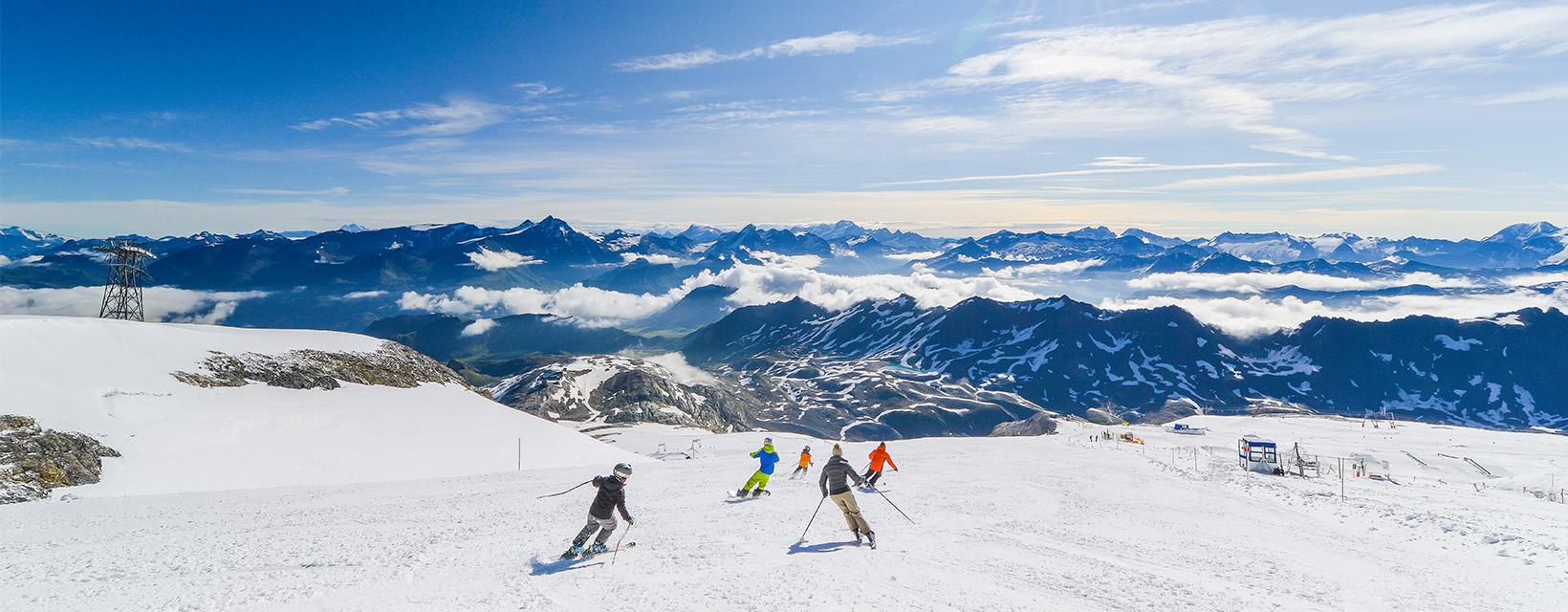 location ski a tignes